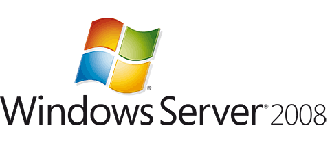 Логотип Windows 2008 Server