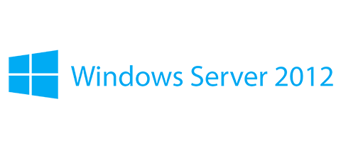 Логотип Windows 2012 Server